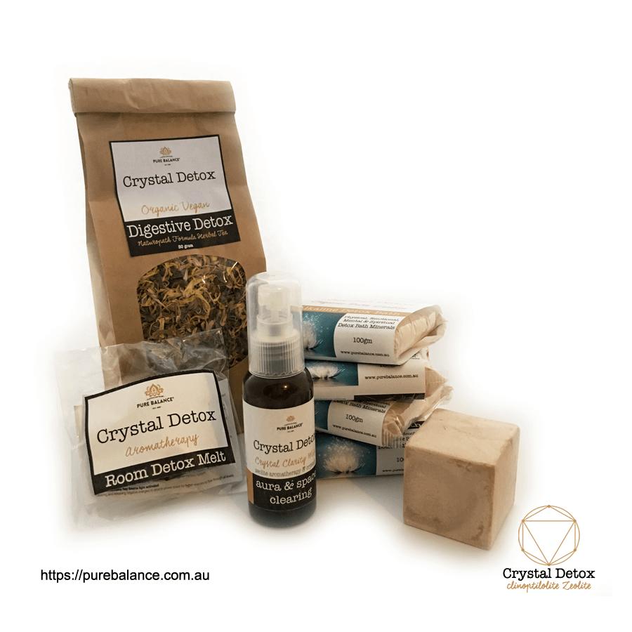 crystal detox essentials starter kit