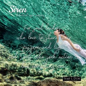 SIREN-botanical perfume by kim lansdowne-walker