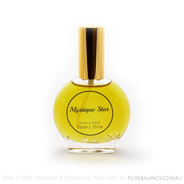 Mystique Star botanical perfume by Kim Lansdowne-Walker