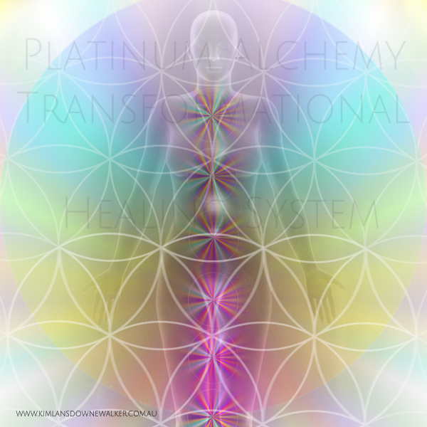 Oneness Platinum Alchemy Ascension Kit