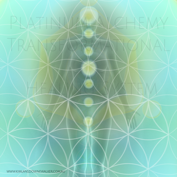 Angelic Platinum Alchemy Ascension Healing Kit