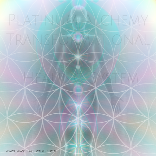 Awakening Platinum Alchemy Ascension Healing Kit