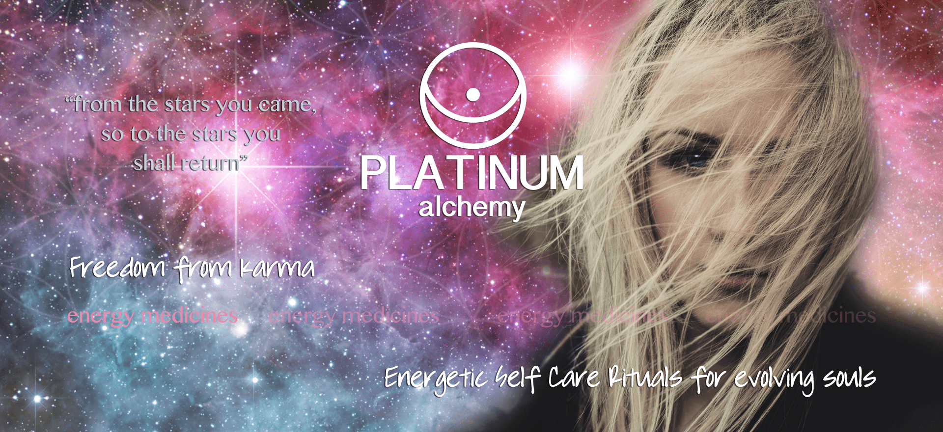 Platinum Alchemy product range