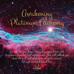 Awakening Alchemy